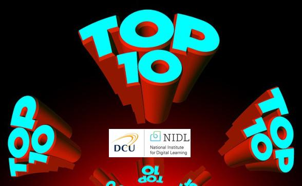 NIDL Top Ten splash